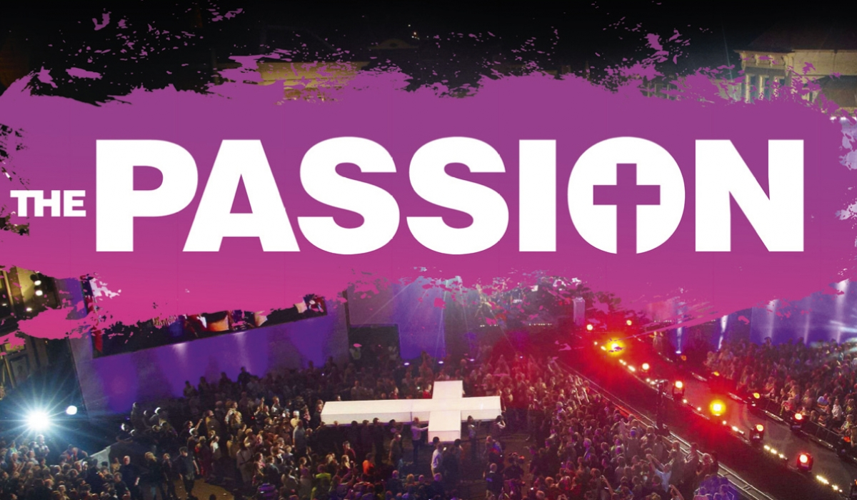 The Passion en Stephen Hawkin